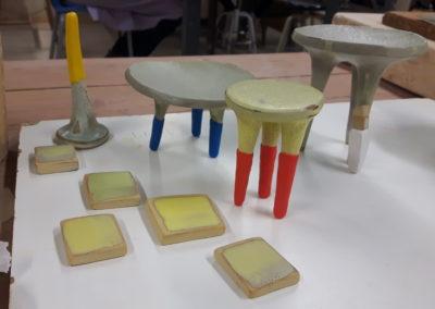 Cicle Mitjà de Decoració Ceràmica