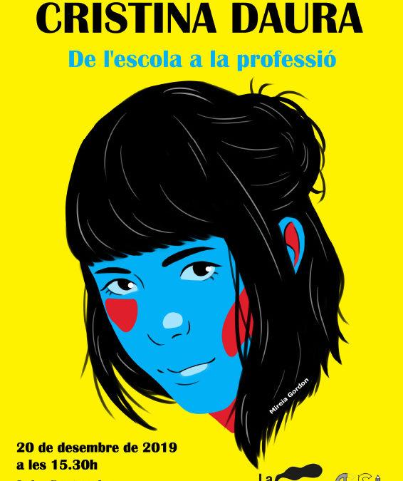 Conferència Cristina Daura