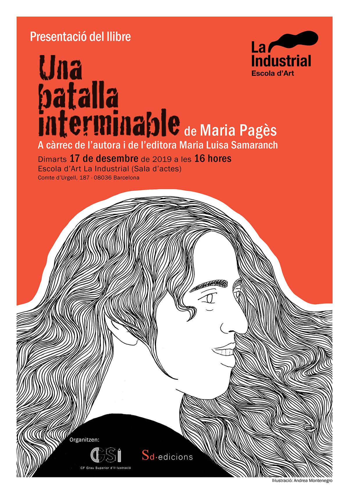 Presentació del llibre de Maria Pagès