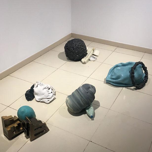 Exposició de l'Obra Final de Ceràmica