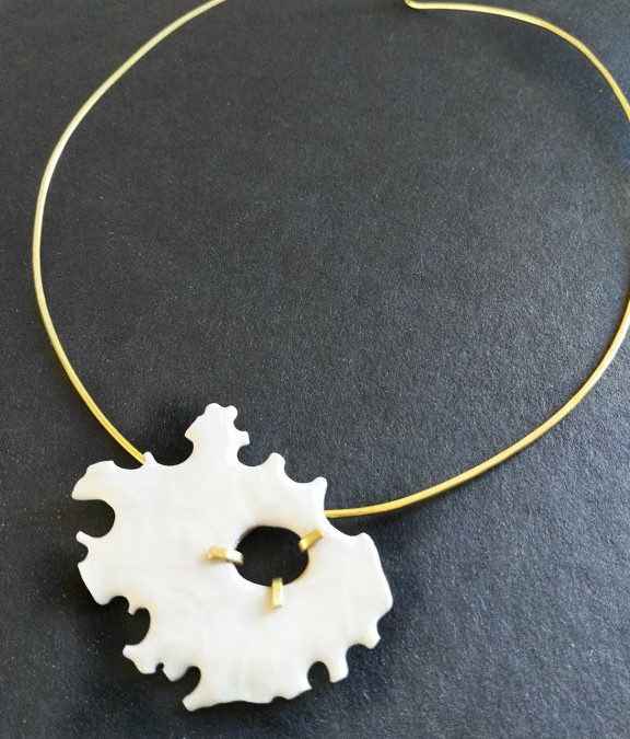 Porcellana aplicada a la Joieria