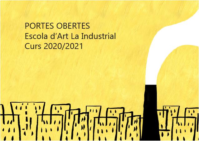 Jornades de portes obertes del batxillerat Artístic i Cicles Formatius d'Arts Plàstiques i Disseny