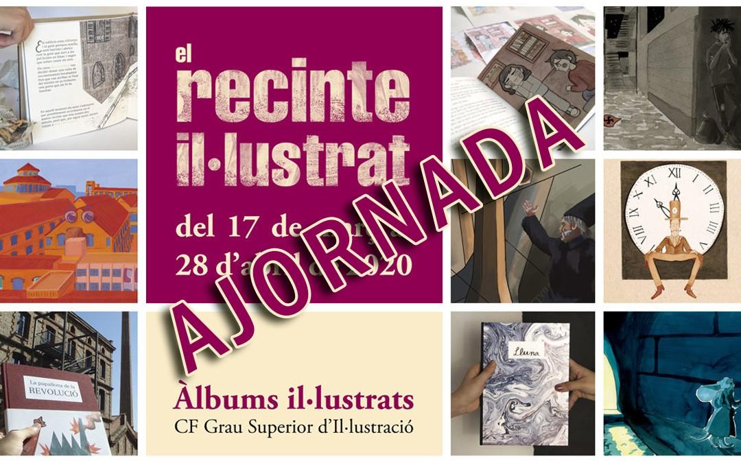 Exposició  «El recinte il·lustrat»