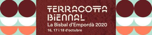 Els professors de Ceràmica Ramon Almeda i Marc Vidal a la Biennal Terracotta
