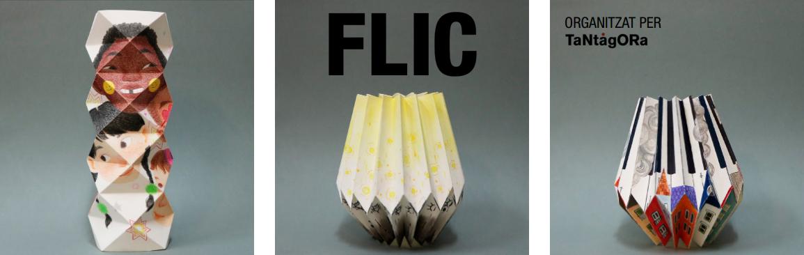Tres alumnes d'Il·lustració seleccionades a l'European Network FLIC