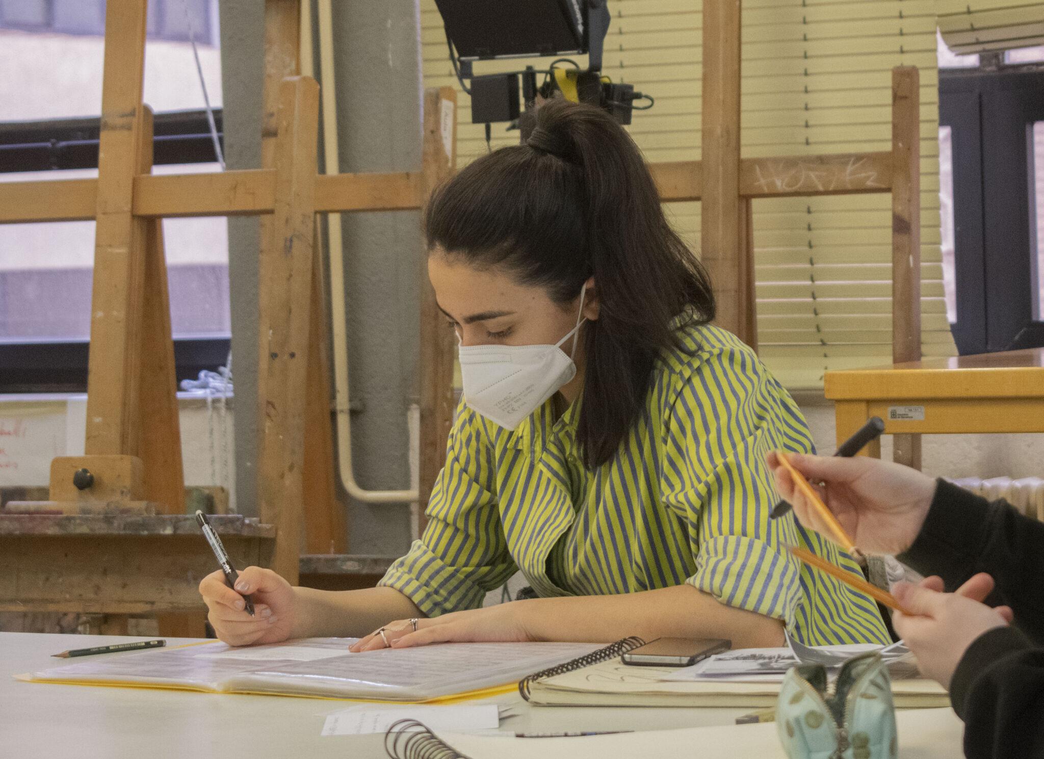 taller de dibuix