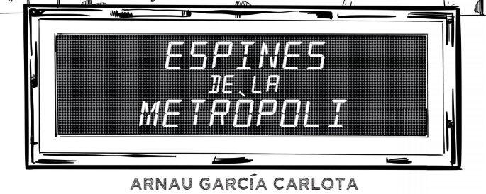 L'exalumne d'Il·lustració Arnau García present a la VI Jornada d'Arts Plàstiques i Disseny